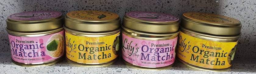 Buy 3 Get 1 Free Ginseng Matcha Offer Lily S Tea